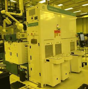 Applied Materials, Producer GT, 300mm, Frontier Nitride Poly Etch